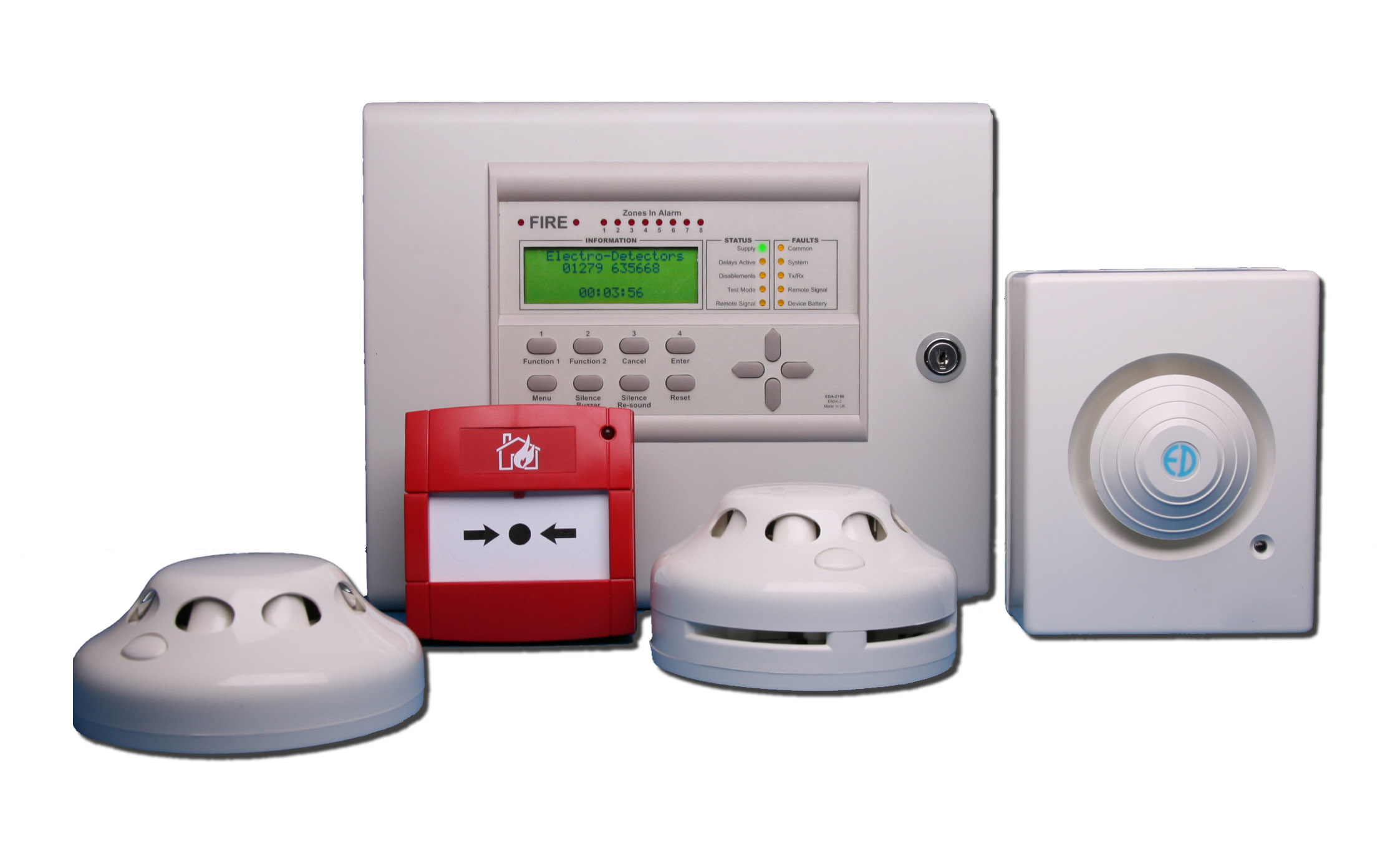 RPS Addressable Fire Alarm System